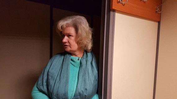 Žilvino Pekarsko / 15min nuotr./Dispečerė Laima Šeibokienė