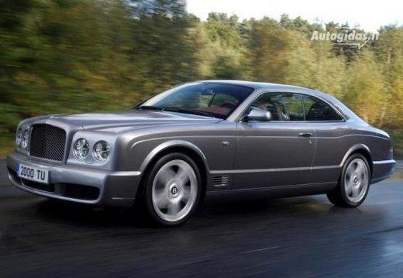 """Autogidas.lt nuotr./""""Bentley Brooklands"""""""
