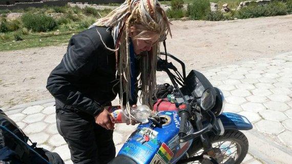 Motoistorijos: Bolivija