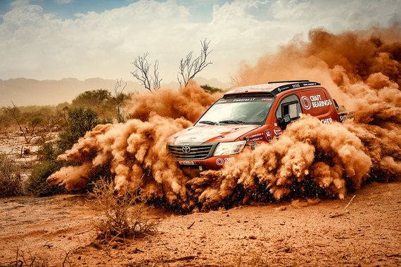 Vytauto Dranginio nuotr./Vytauto Dranginio Dakaras 2017, Antanas Juknevičius