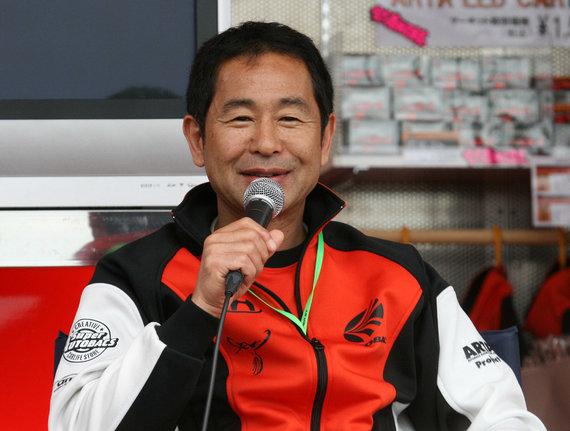 Wikimedia Commons nuotr./Keiichi Tsuchiya