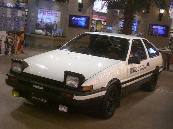"Wikimedia Commons nuotr./""Toyota"" AE86"