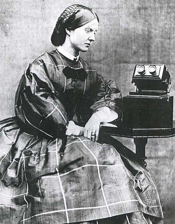 Wikimedia Commons nuotr./Mokslininkė Mary Ward