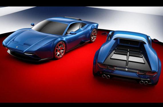 Ares Panther bus pradėtas gaminti jau netrukus, tačiau šie automobiliai bus labai brangūs ir labai reti. (Ares Design nuotrauka)