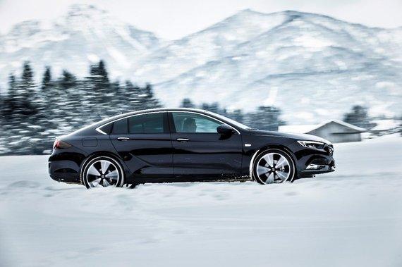 """Opel nuotr./""""Opel Insignia"""""""