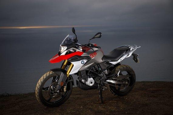 BMW Motorrad nuotr./G 310 GS