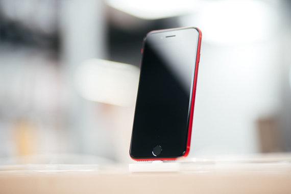 "Apple shop iliustr./""iPhone8"" RED"