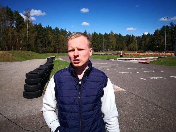 Žilvino Pekarsko / 15min nuotr./15min eksperimentas: VGTU docentas Vidas Žuraulis