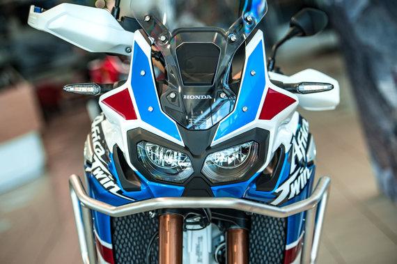 """Nippon auto nuotr./""""Honda"""" motociklų bandymų dienos"""