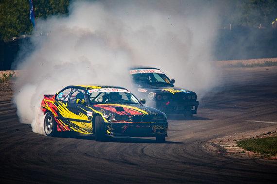 Metų debiutantu tituluojamas Giedrius Zabulionis prieš Automotive.lt DRIFT CAMP turės persirinkti variklį