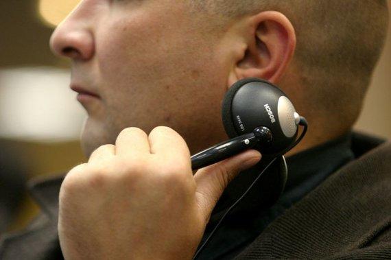 Andriaus Ufarto/BFL nuotr./Triukšmas kenkia sveikatai.