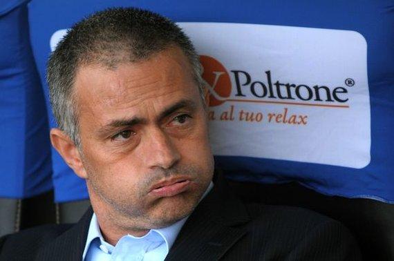 "AFP/""Scanpix"" nuotr./Jose Mourinho"