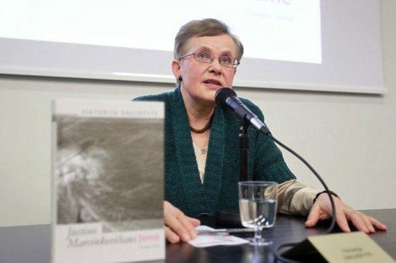 Irmanto Gelūno / 15min nuotr./Viktorija Daujotytė (2012 m.)
