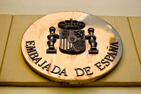 Irmanto Gelūno / 15min nuotr./Ispanijos ambasada