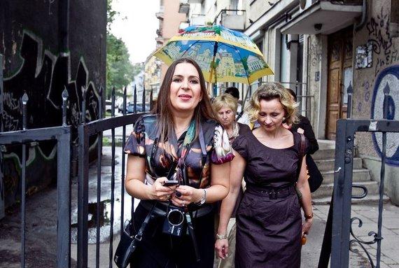 Irmanto Gelūno / 15min nuotr./Kristina Sabaliauskaitė (kairėje)