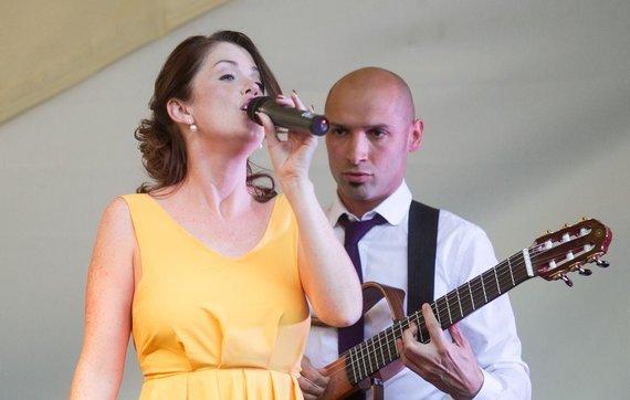 Ericos ir Jurgio Didžiulių koncertas
