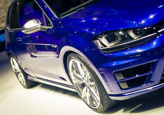 """Volkswagen Golf R"""