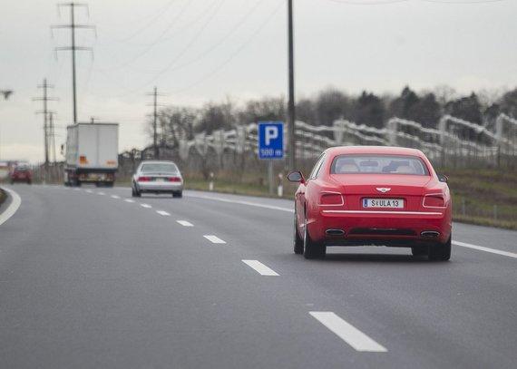 """Irmanto Gelūno/15min.lt nuotr./Vilnius-Ženeva su """"Volvo XC60"""""""