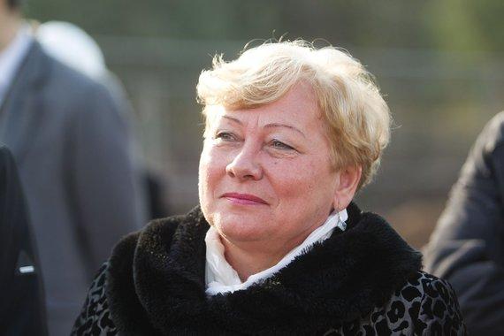 Irmanto Gelūno / 15min nuotr./Vilniaus rajono merė Marija Rekst