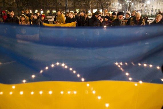 Irmanto Gelūno / 15min nuotr./Ukrainiečiai