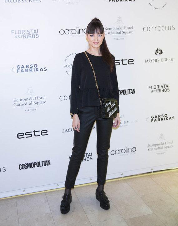 "Luko Balandžio / 15min nuotr./""L`Oréal Professionnel Baltic Bridal Fashion Show"" svečiai"