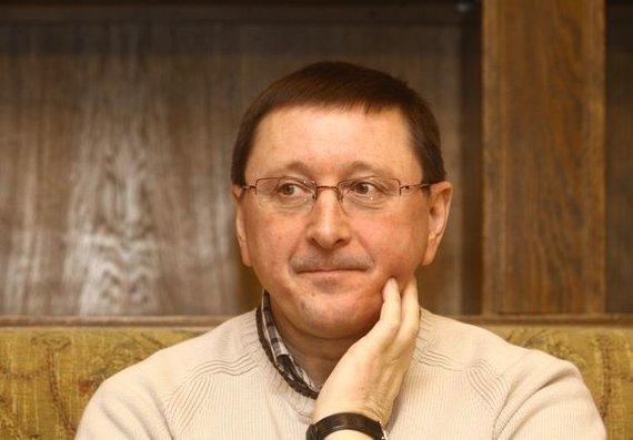 Irmanto Gelūno / 15min nuotr./Vytautas Šerėnas