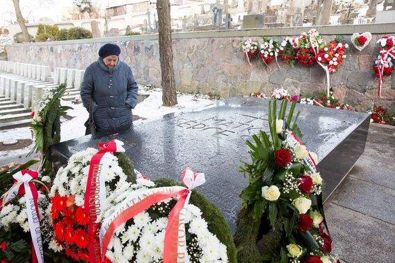 Irmanto Gelūno / 15min nuotr./Juzefo Pilsudskio motinos ir jo širdies mauzoliejus