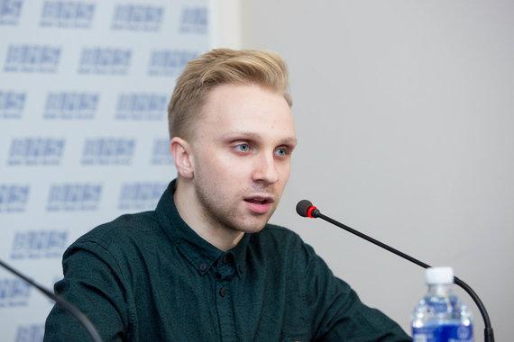 Irmanto Gelūno / 15min nuotr./Mažvydas Karalius