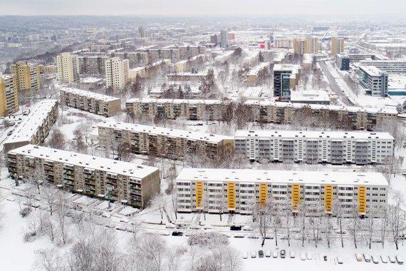 Irmanto Gelūno / 15min nuotr./Žiema