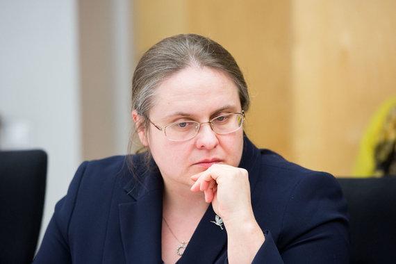 Irmanto Gelūno / 15min nuotr./Seimo komisija apklausia LRT vadovus