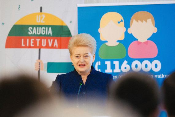 Irmanto Gelūno / 15min nuotr./Dalia Grybauskaitė