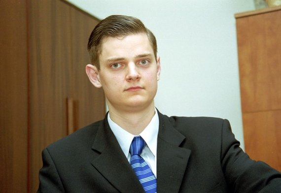 "Nerijaus Povilaičio/ ""Scanpix"" nuotr. /Enrikas Daktaras 2009 m."