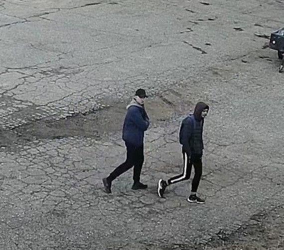 Alytaus VPK nuotr./Užfiksuoti įtariamieji
