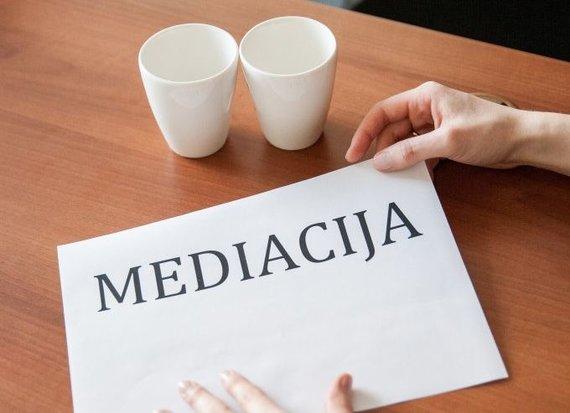 NTA nuotr. / Mediacija