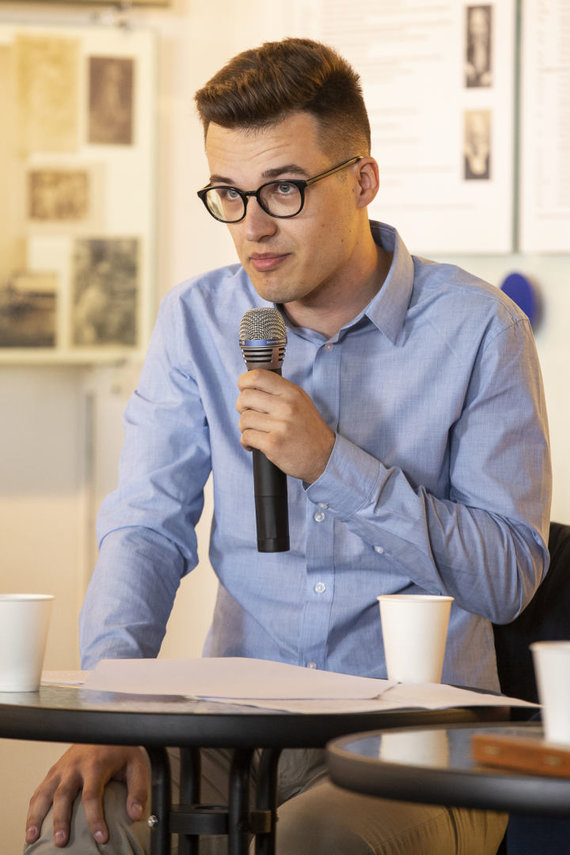 Thomo Manno esė konkursas