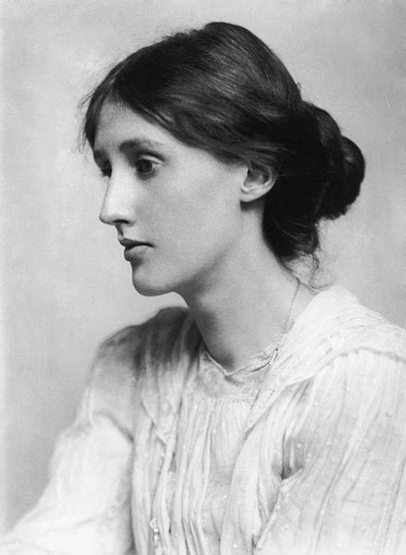 """Nuotr. iš """"Wikipedia""""/Virginia Woolf"""