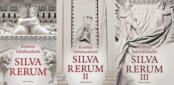 "Leidyklos ""Baltos lankos"" nuotr./""Silva rerum"""