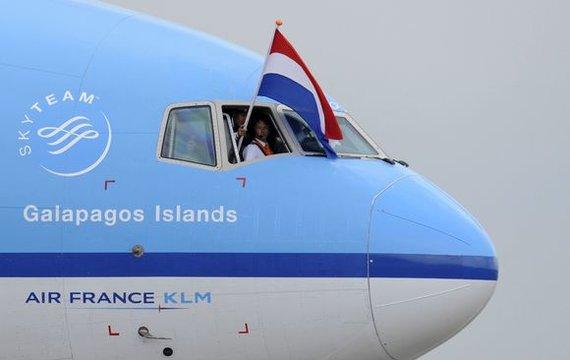 "AFP/""Scanpix"" nuotr./""Air France-KLM"""