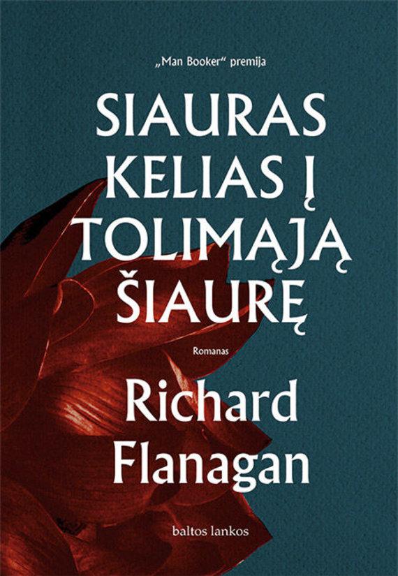 Leidyklos nuotr./Richardo Flanagano knyga