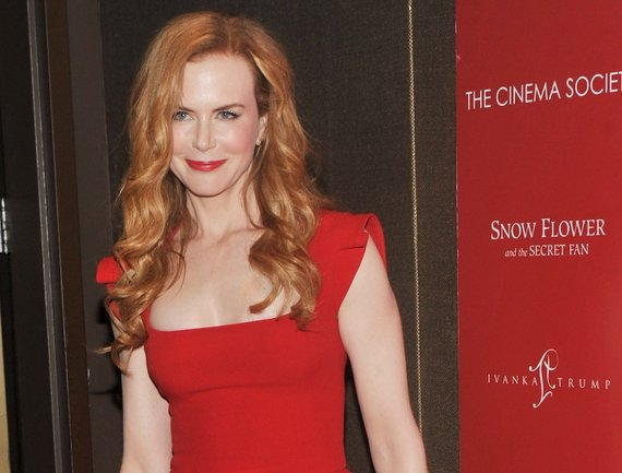 "AFP/""Scanpix"" nuotr./Nicole Kidman"