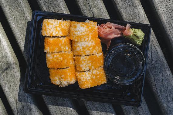"Strelkabelka nuotr. /""Niam Niam Sushi"" sušiai"