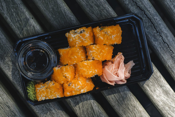 "Strelkabelka nuotr. /""Shimai Sushi&Wok"" sušiai"