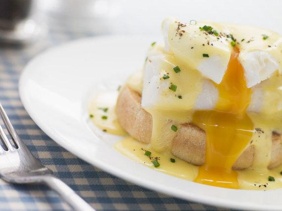 Vida Press nuotr./Benedikto kiaušiniai