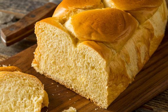 """Vida Press nuotr./""""Brioche"""" duona"""
