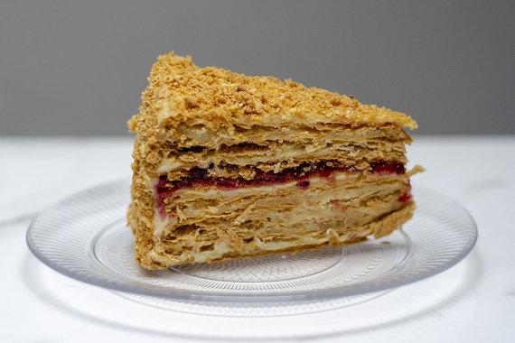 "Strelkabelka nuotr./""Pinavijos"" tortas"