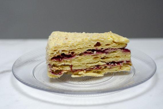 """Strelkabelka nuotr./""""Crustum"""" tortas"""