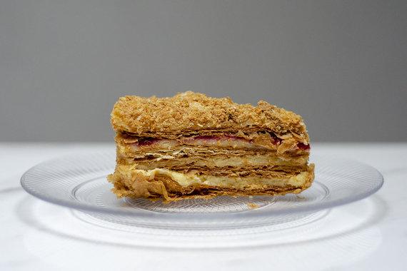 "Strelkabelka nuotr./""Fionos"" tortas"