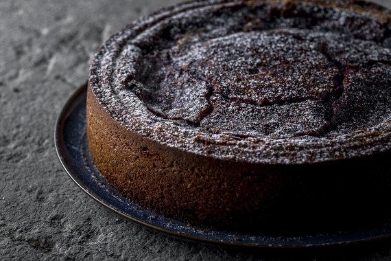 TV3 nuotr./Bretoniškos tešlos pyragas su kreminiu šaldytų uogų įdaru