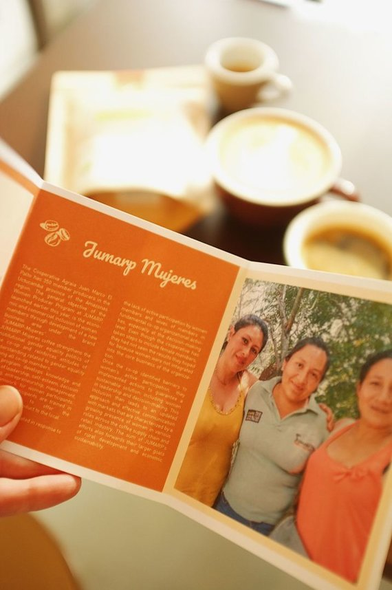 Kavinės archyvo nuotr. /Kavos ūkininkės Peru