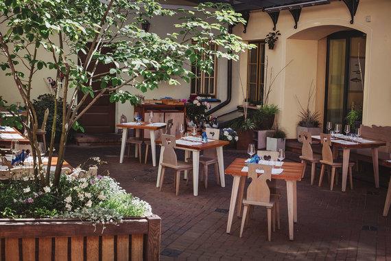 """Restorano archyvo nuotr. /""""Šturmų švyturys"""""""